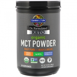 Garden of Life Dr. Formulated Keto Organic MCT Powder
