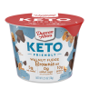 Duncan Hines Keto Friendly Brownie Mix Cup Walnut Fudge