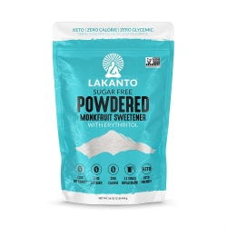 Lakanto Powdered Monk Fruit Sweetener