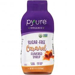 Pyure Organic Sugar Free Caramel Syrup