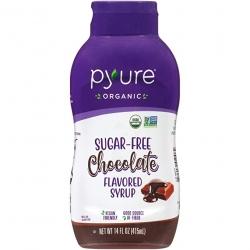 Pyure Organic Sugar Free Chocolate Syrup