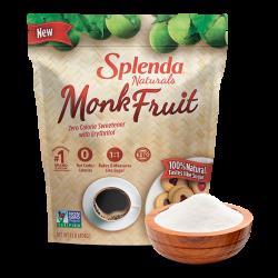 Splenda Naturals Monk Fruit Sweetener