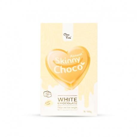 Almost SkinnyChoco White Chocolate