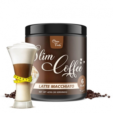 SlimCoffee Keto Latte Macchiato