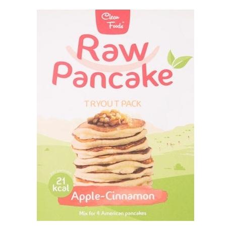 RawPancake Apple-Cinnamon