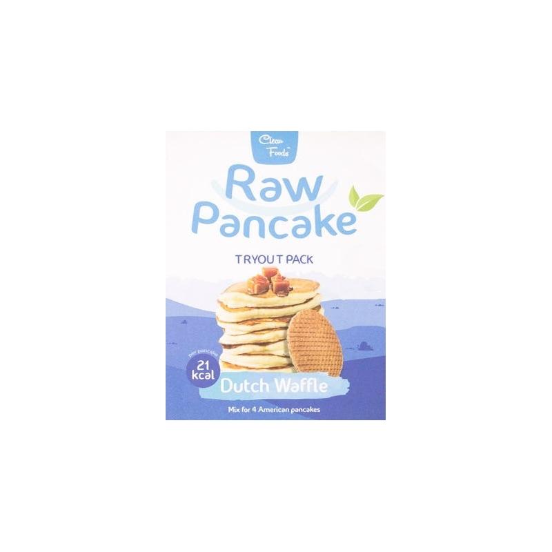 Rawpancake Dutch Waffle