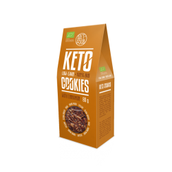 Diet Food Organic Keto Cinnamon Cookies