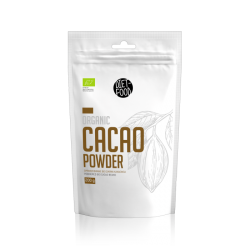 Diet Food Fat Reduced Organic Raw Cocoa Powder