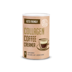 Diet Food Collagen + MCT Coffee Creamer