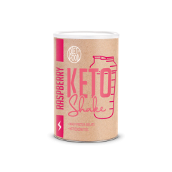 Diet Food Keto Shake Raspberry