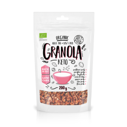 Diet Food Organic Keto Granola Original