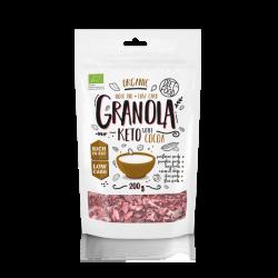 Diet Food Organic Keto Granola Cocoa & Orange Oil