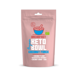 Diet Food Organic Keto Bowl Coconut Force