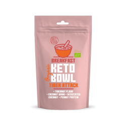 Diet Food Organic Keto Bowl Tiger Attack