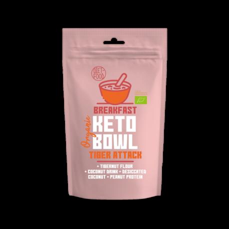 Diet Food Organic Keto Bowl Tiger Attack