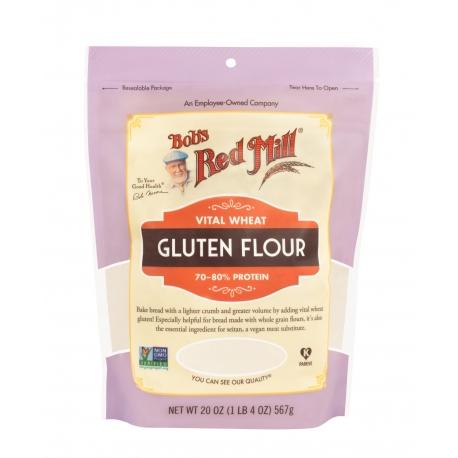 Bob's Red Mill Low Carb Vital Wheat Gluten