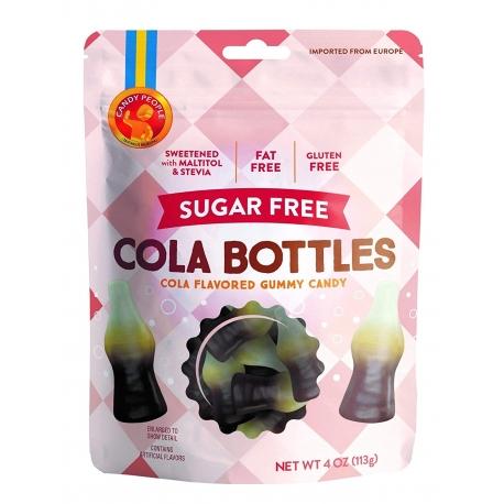 Candy People Sugar Free Cola Bottles