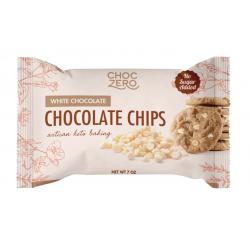ChocZero No Sugar Added White Chocolate Baking Chips