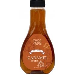 ChocZero Sugar Free Caramel Syrup
