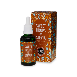 Good Good Stevia Drops Vanilla