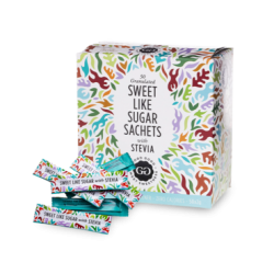 Good Good Stevia Sweeteners Sticks