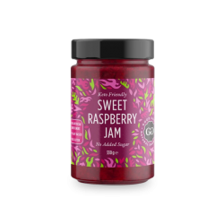 Good Good Keto Raspberry Jam