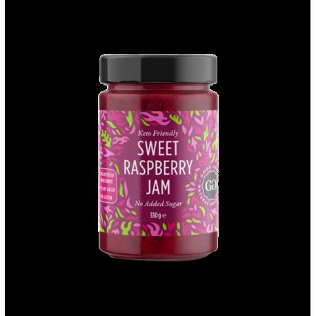 Good Good Keto Raspberry Jam