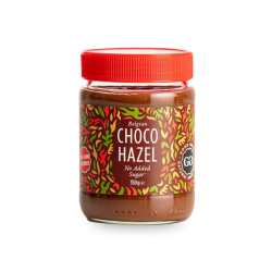 Good Good Choco Hazel Spread with Stevia