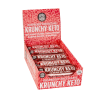 Good Good Crunchy Keto Bars Raspberry Cheesecake