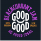 Good Good Keto Blackcurrant Jam