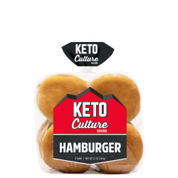 Keto Culture Baking Keto Hamburger Buns