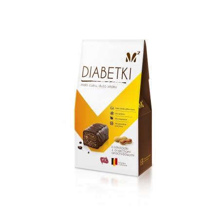 Diabetki No Sugar Added Pralines with Peanuts