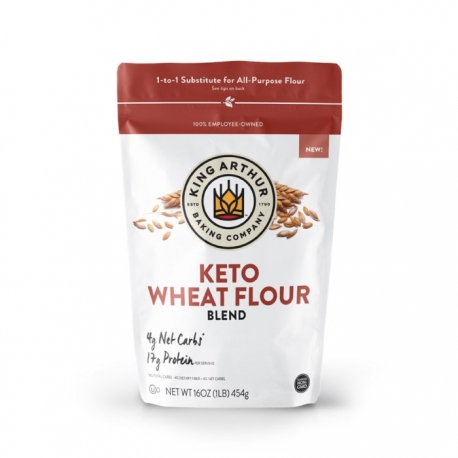 King Arthur Baking Co. Keto Wheat Flour Blend