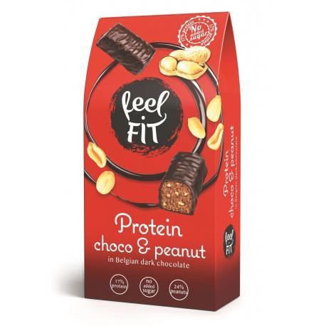 Feel FIT Protein Choco & Peanut Pralines