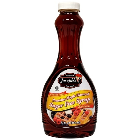 Joseph's Sugar Free Maple Syrup 340 ml