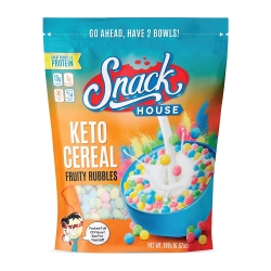 Snack House Keto Cereal Fruity Rubbles