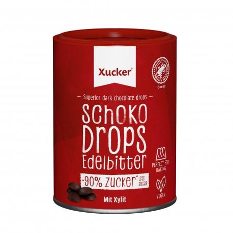 Xucker Dark Chocolate Drops with Xylitol