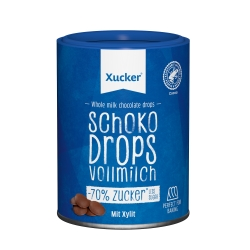 Xucker Milk Chocolate Drops with Xylitol