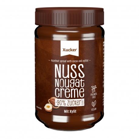 Xucker Hazelnut Nougat Cream