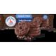 Voortman Sugar Free Cookies Fudge Brownie Chocolate Chip