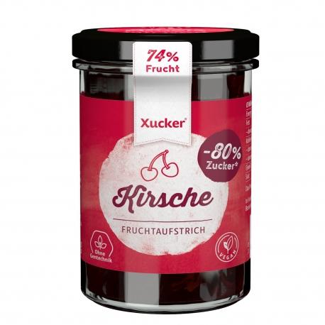 Xucker Cherry Jam with Xylitol