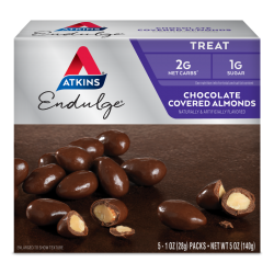 Atkins Endulge Chocolate Covered Almonds