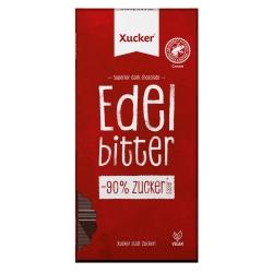 Xucker Dark Chocolate Case of 10 Bars