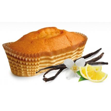 FeelingOK Low Carb Plumcake Vanilla-Lemon
