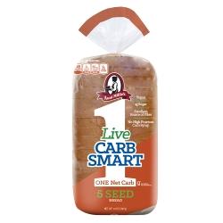 Aunt Millie's Low Carb Seeds Bread