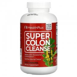 Health Plus Super Colon Cleanse 240 Caps.