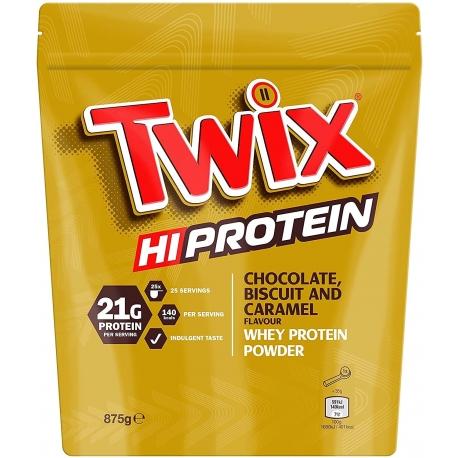 Twix Hi Protein Chocolate, Biscuit & Caramel Whey Protein Shake