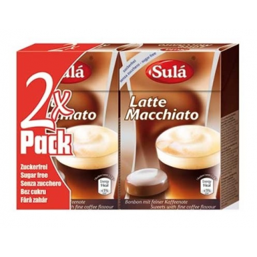 Sula Sugar Free Sweets Latte Macchiato - 2  Packs
