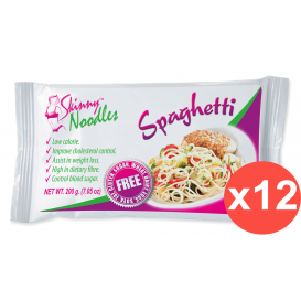 Case of 12 Skinny Noodles - Spaghetti