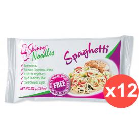 Case of 12 Skinny Noodles - Spaghetti